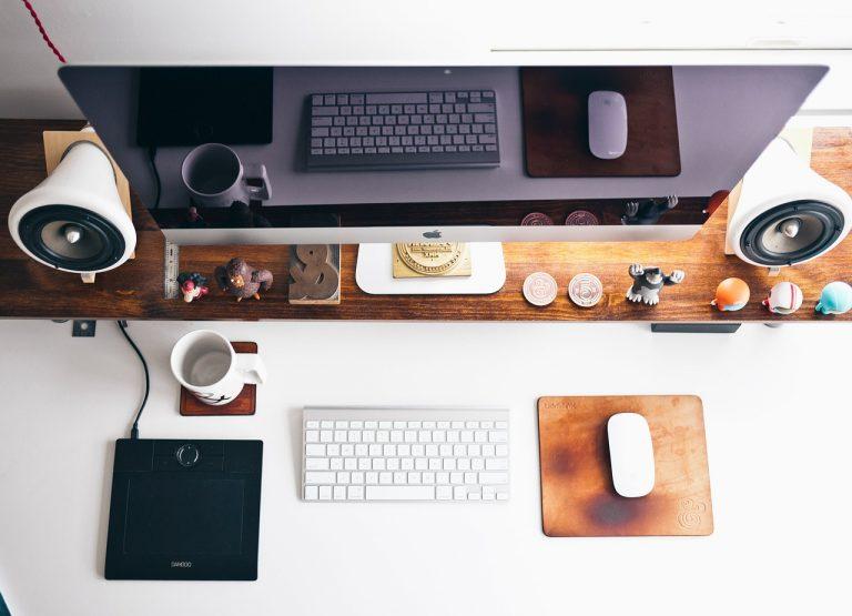 ergonomiczne biuro